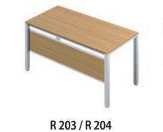 Meble r-box - dostępne biurka: