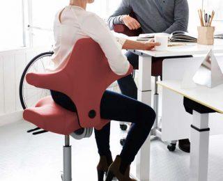 Krzesło Capisco #usiądźwygodnie