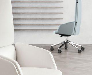 Fotele gabinetowe Lead