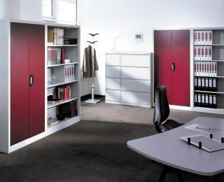 metalowe szafy aktowe