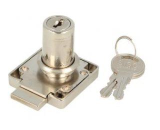 Zamki mechaniczne z kluczem