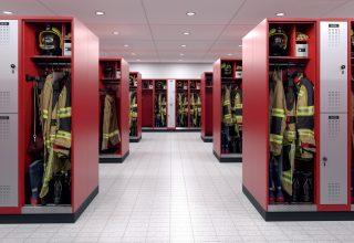 szafki strażackie