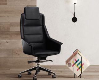 Fotele gabinetowe Jera