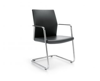 Fotele My Turn - model konferencyjny