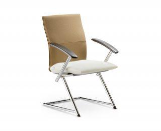 Fotele Tiger Up - model konferencyjny