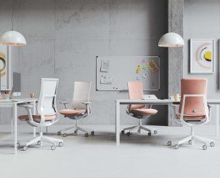 Krzesła konferencyjne Violle